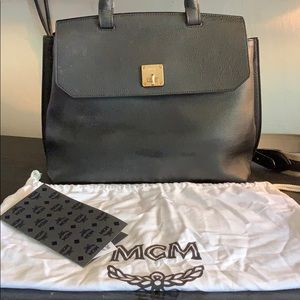 MCM large backpack. I have receipt if required